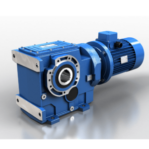 Bevel helical gearmotor. Motovario B series