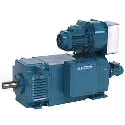 T-T Electric DMP range DC motor