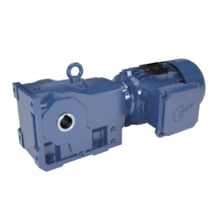 Nord Unicase helical bevel gear unit